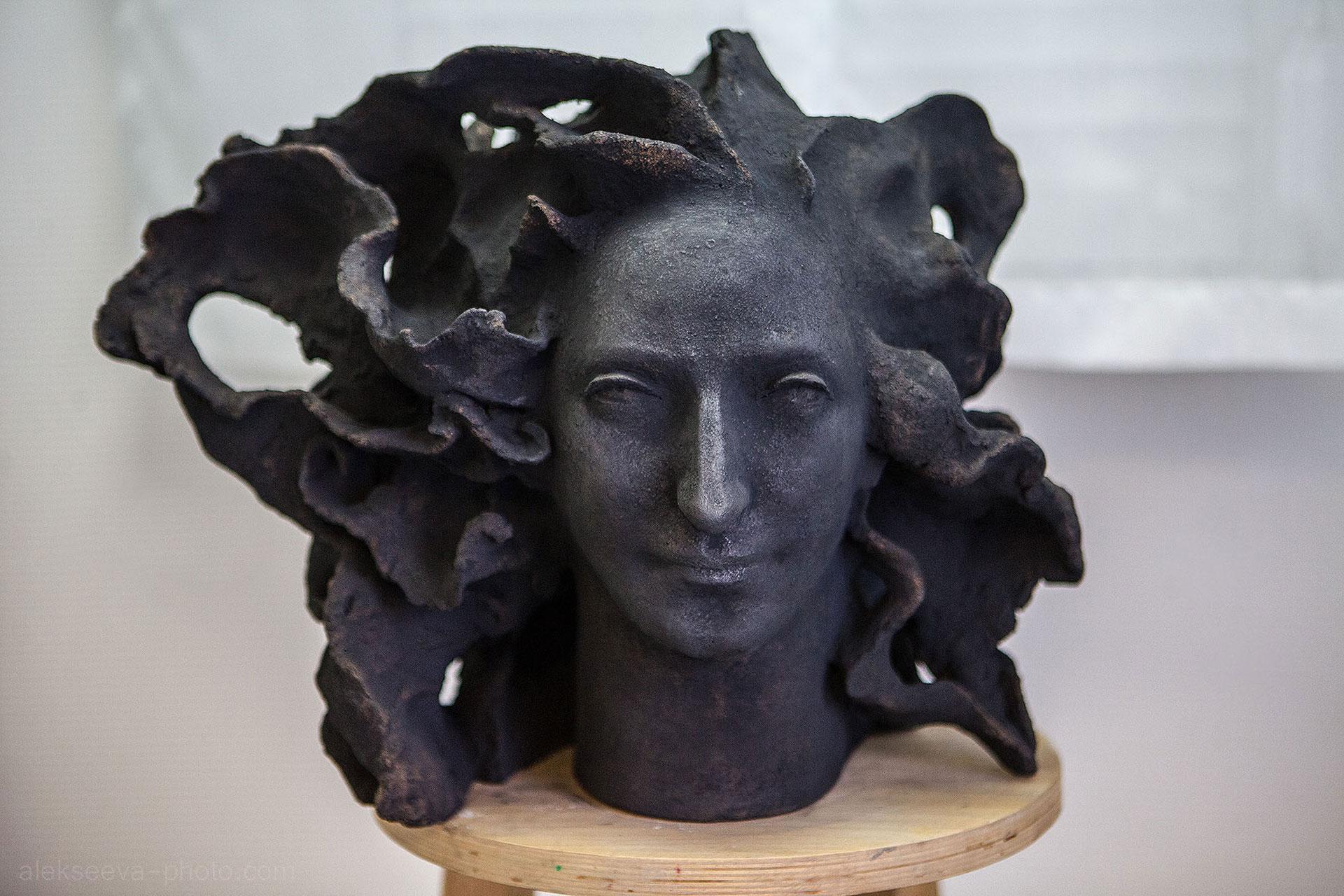 Скульптура Натальи Чепкасовой